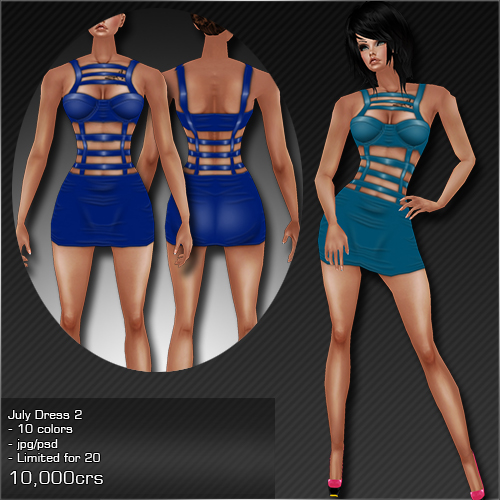 July Dress 2 [5 files left] price: 10.000crs