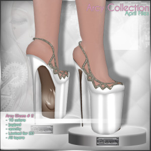 Arcy Shoes # 2